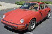1977 Porsche 911S Coupe 2-Door