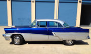 1956 Mercury OtherGray and Blue