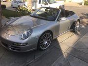 2007 Porsche 911 997 Carrera Cab