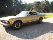 1970 Ford Mustang 66 miles